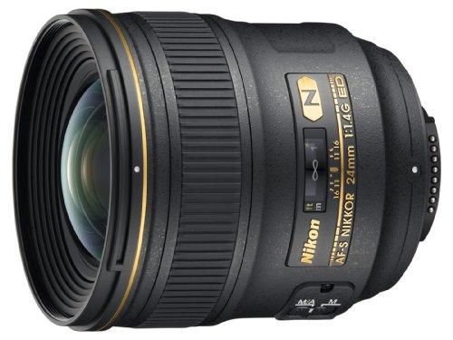 Nikon AF-S Nikkor 24mm f1.4G ED für 1.209,31€ [Amazon.es]