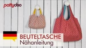 [pattydoo] Schnittmuster und Nähanleitung für eine Tasche
