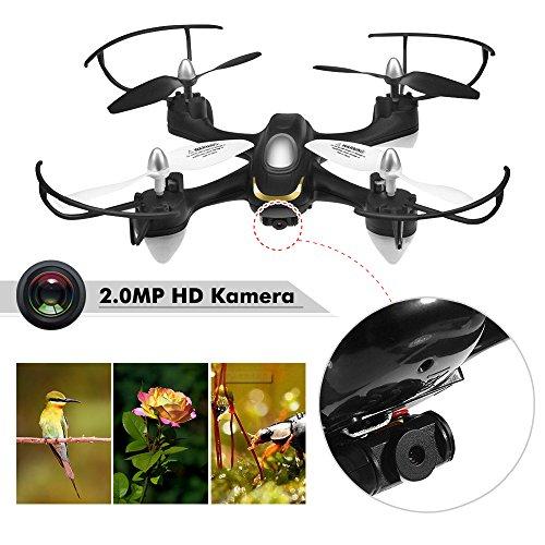 EACHINE E33C Quadrocopter Drohne mit 2MP Kamera Kopfloser Modus 12,99 € Rabatt