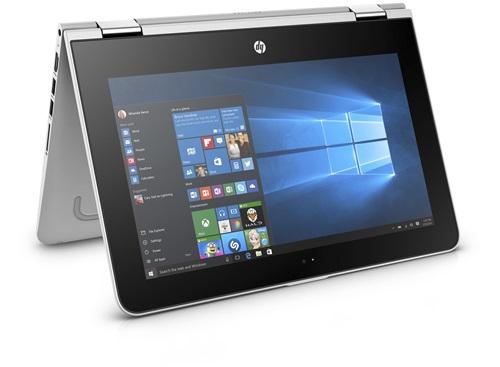 "HP Pavilion x360 11"" 11-u002ng (Intel Pentium mit 4x1-6GHz, 4 GB RAM, 500GB HDD, Windows 10 Home) für 350,10€im HP Education Store"