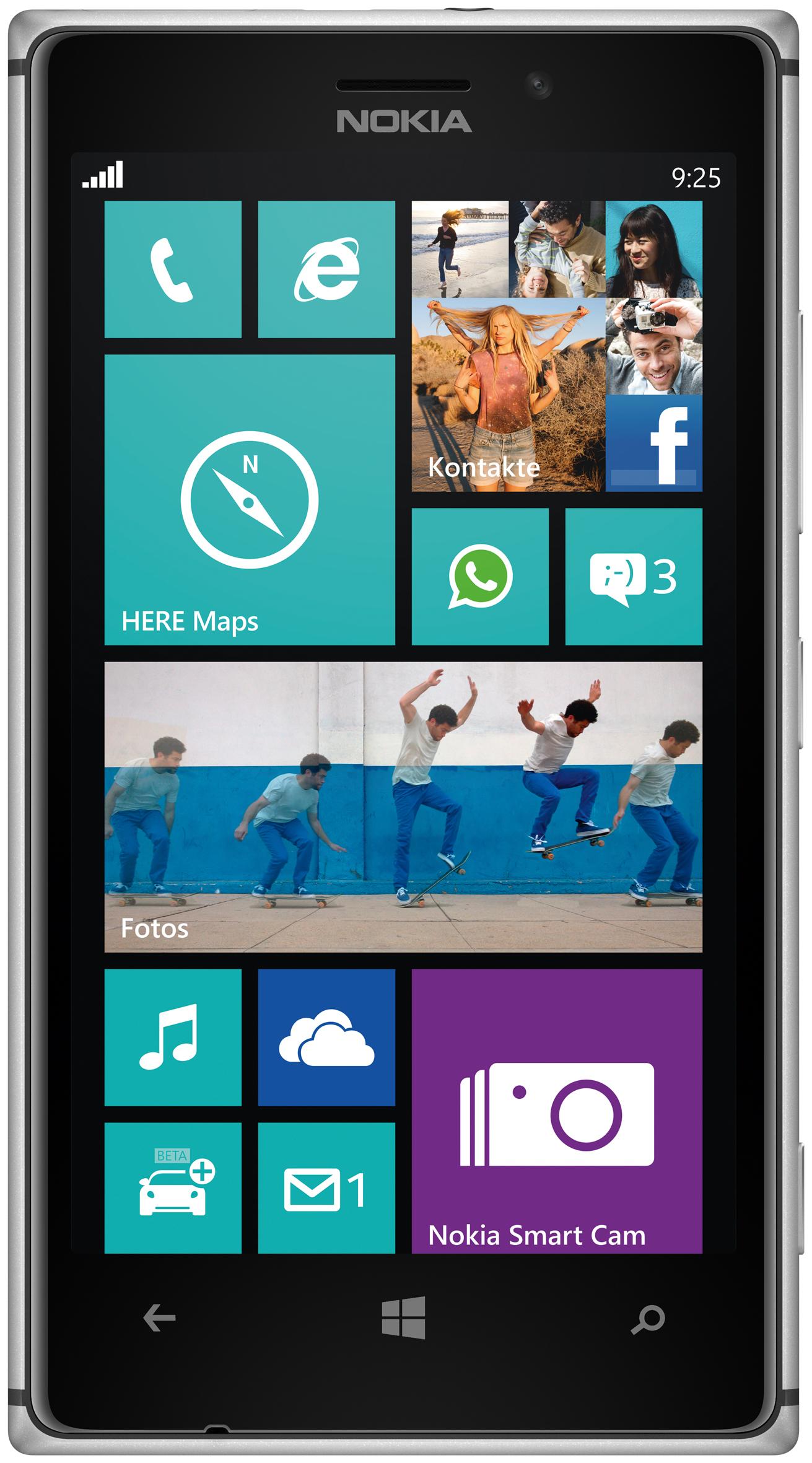 [NBB] Lumia 925, grau, neu