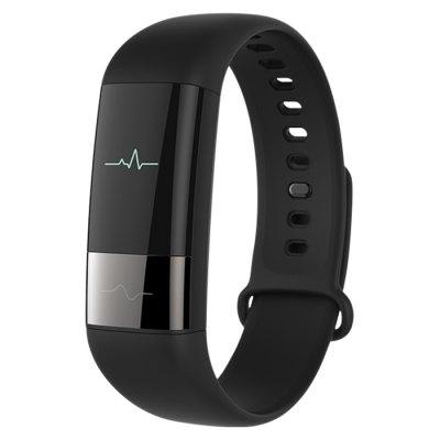 [Gearbest] Xiaomi Amazfit Smartband by Huami in Schwarz mit EKG-Funktionalität