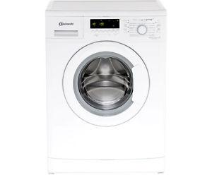 [ebay ao.de] Bauknecht WA 744 BW Waschmaschine / A+++ / Frontlader / 1400 UpM / 7 kg / Display /Big window / Vollwasserschutz / unterbaufähig / Weiß [Energieklasse A+++]