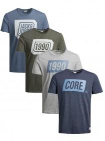 Jetzt mit 10€ Rabatt ab 50€ MBW auf alles, z.B. Jack & Jones 4er Pack T-Shirts für 29,85€ inkl. Versand statt ca. 44€ @Jeans Direct *UPDATE*