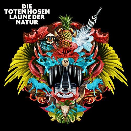 Die Toten Hosen Laune der Natur Album (Audio CD) (PRIME Versandkostenfrei)