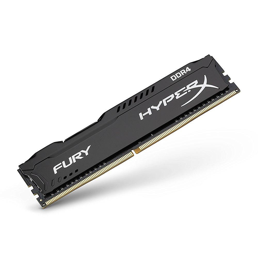 Kingston HyperX Fury 8GB RAM DDR4-2133 CL14 Single für 55,26€ [Amazon.it]