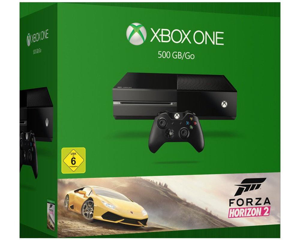 MICROSOFT Xbox One 500GB WLAN Forza Horizon 2 Bundle