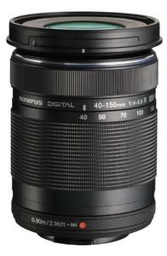 [amazon.com] Olympus M. 40-150mm F4.0-5.6 R Zoom Lens mFT schwarz oder silber [Kreditkarte notwendig - in Dollar bezahlen]