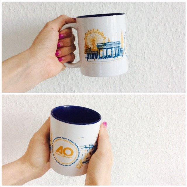 A&O Tasse inkl. Kaffee-Flatrate an der Lobbybar