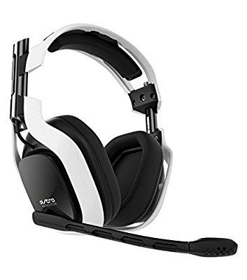 Astro A40 Gaming Headset weiß-schwarz, Over Ear-Design / Nur 59,00 € statt 99,00 € @Notebooksbilliger.de