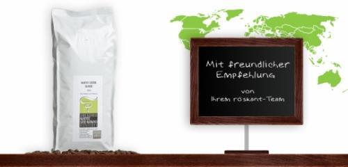 Frischer Kaffee direkt aus der Manufaktur mit Gutscheincode 1ASTUDENT 10%Rabatt