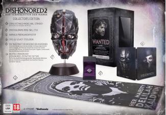 Dishonored 2: Das Vermächtnis der Maske – Collector's Edition (Xbox One) für 59,99€ (Saturn + Amazon)