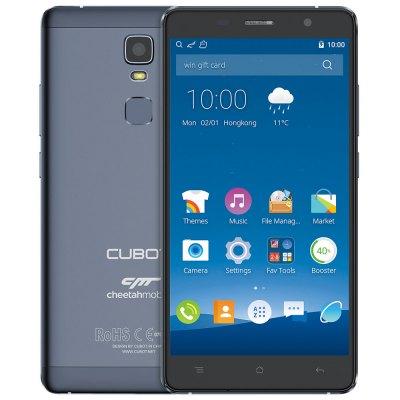 Cubot Cheetahphone: 5,5 FHD, LTE + Dual Sim, MTK6753 Octa Core, 3GB RAM, 32GB ROM (MicroSD), 13 MP Kamera, Android 6 für 92,13€ (Gearbest)
