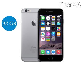 Apple iPhone 6 | 32 GB | Space Grau