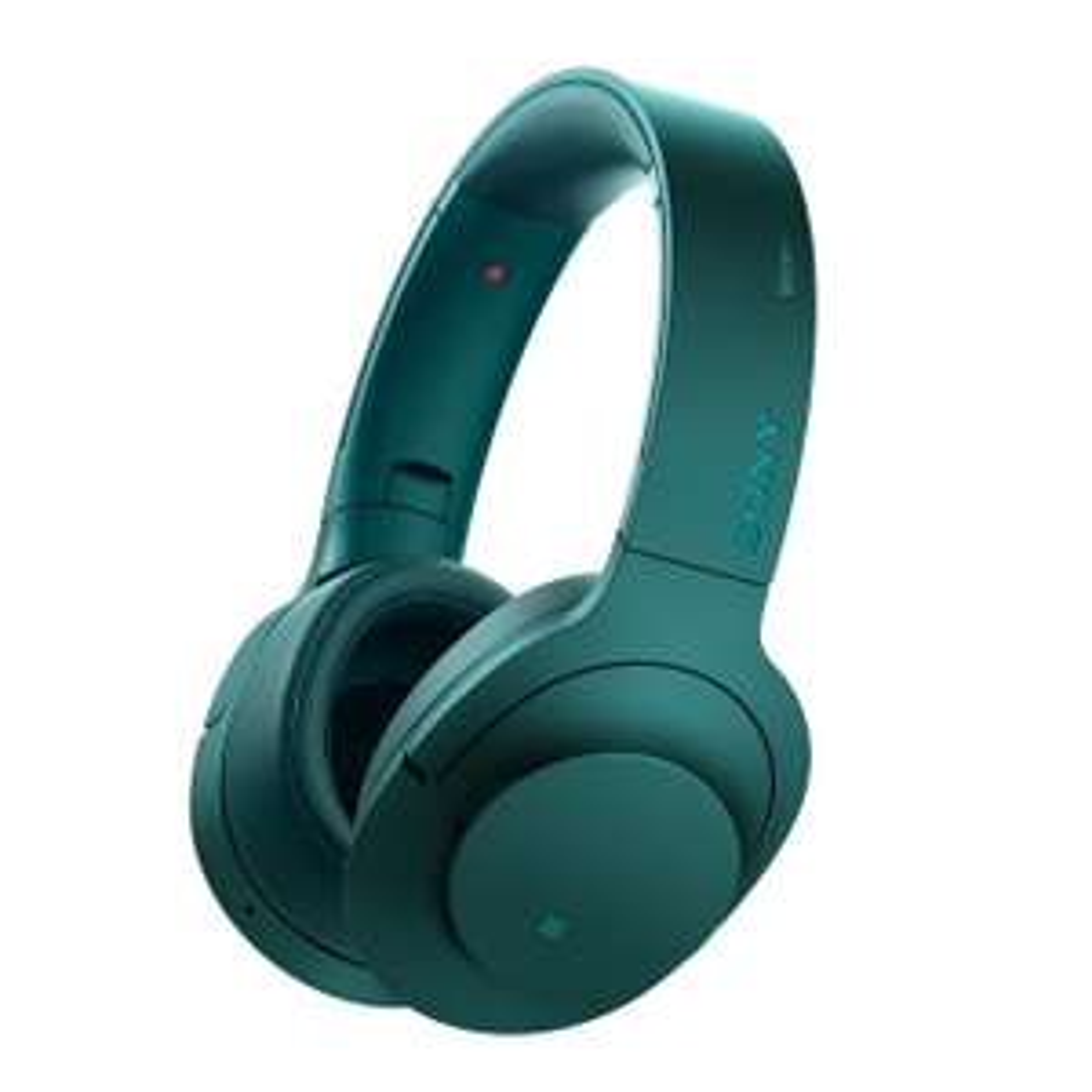 Sony MDR-100ABN High-Resolution Kopfhörer (Headset-Funktion, Noise Cancelling, kabellos, NFC, Bluetooth, 20 Stunden Akkulaufzeit, LDAC) viridianblau für 174,73€ [Amazon.it]