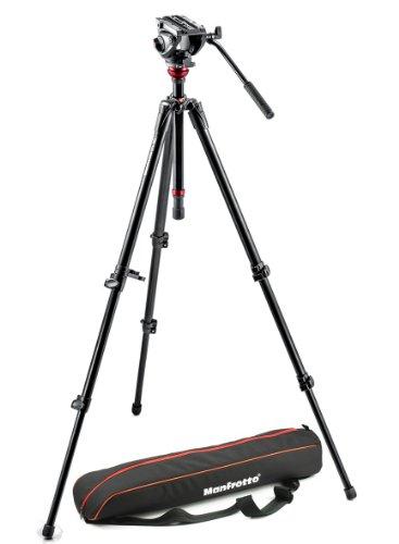 Manfrotto Videostativ-Set MVH500AH + 755XBK für 183,10€ [Amazon.co.uk]