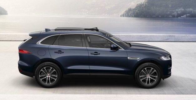 Jaguar F-Pace 20d AWD 180 PS für nur 519 Euro/Monat für 3 Jahre leasen - ohne Anzahlung!