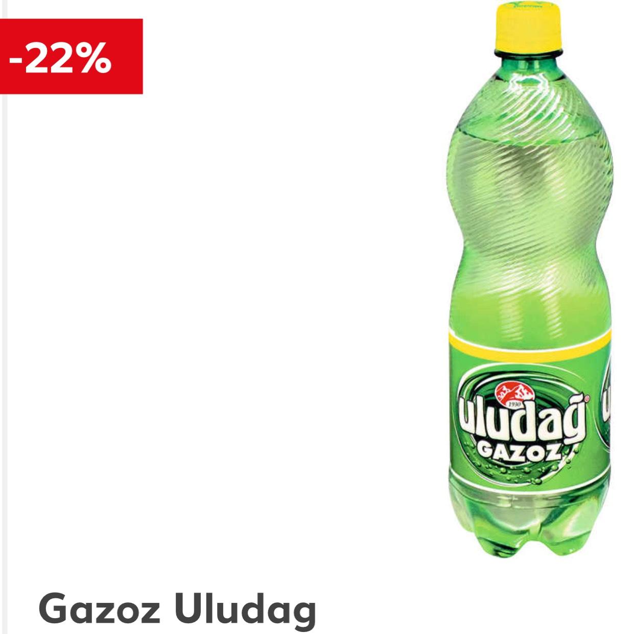 Uludag 0,5l grün 0,69€