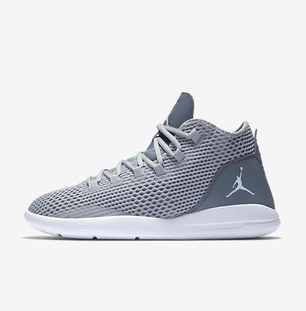 Nike Jordan Reveal in Grau und Weiß für 57,49€ statt 79€ [Nikestore]
