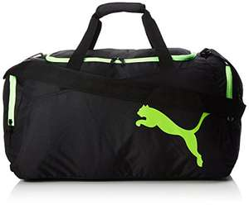 Amazon Prime - Puma Pro Training Medium Bag - puma black-green gecko