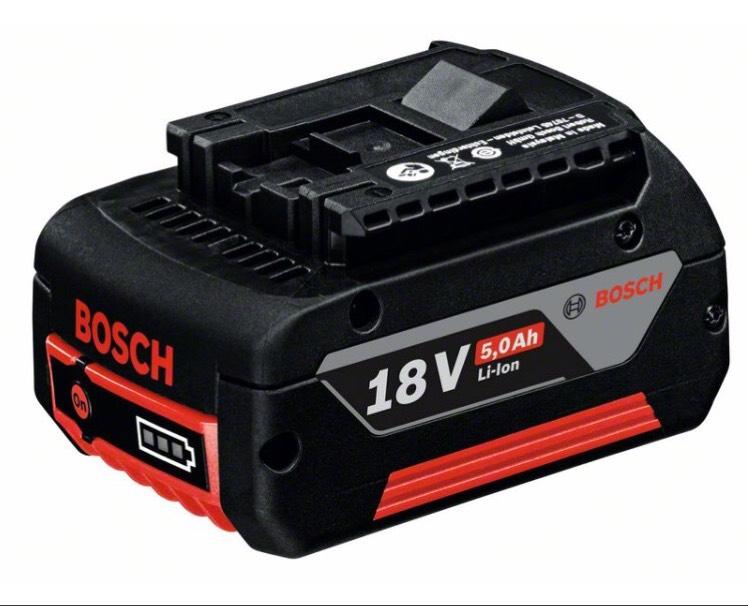 Bosch 5.0Ah Akku für 38,30 bei Werkzeugbilliger.de + VK 5,99€