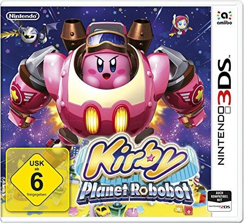 Kirby: Planet Robobot Nintendo 3DS [Amazon Prime]