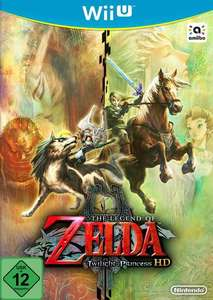The Legend of Zelda: Twilight Princess HD (Wii U) für 23,16€ inkl. VSK (Conrad)