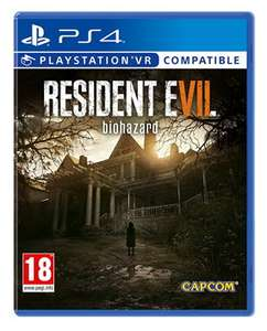 Resident Evil 7: Biohazard (PS4/Xbox One) für 40€ (Base.com)