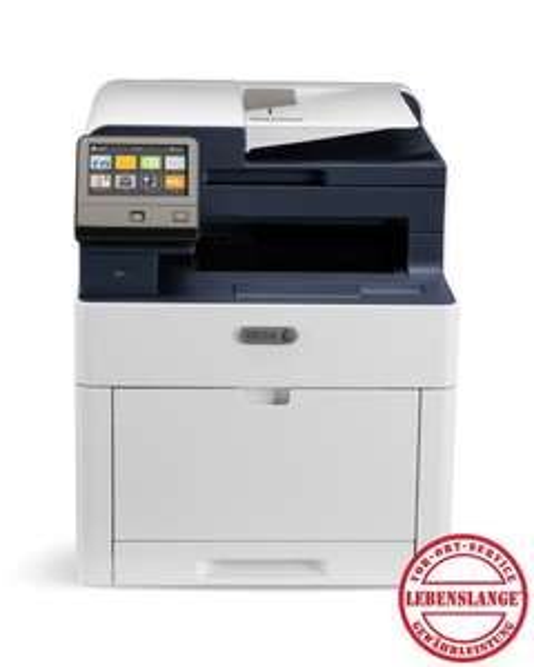 Xerox WorkCentre 6515DNI für 324,51€ @ Office-Partner - Farb-Multifunktionsgerät A4, 4in1, Drucker, Kopierer, Scanner, Fax, Wlan, Duplex, Netzwerk