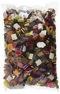 Haribo Color-Rado, 3 KG @amazon.de EUR 3,03 / kg Bonbons