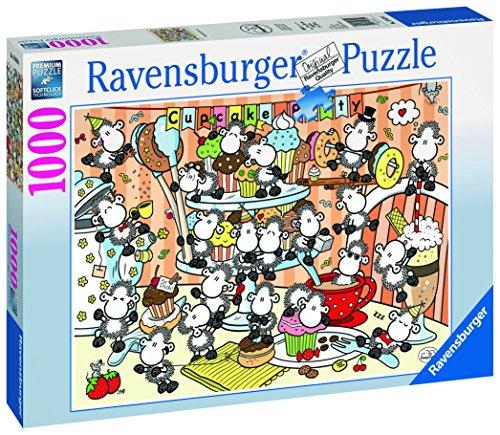 Ravensburger 19610 - SHEEPWORLD - 1000 Teile Puzzle als Amazon PLUS