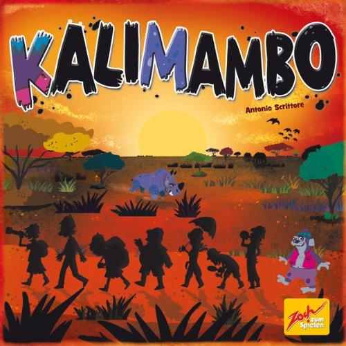 Kalimambo, Familienspiel