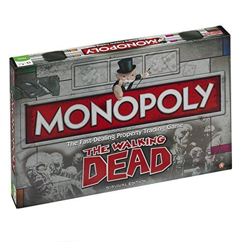 The Walking Dead Monopoly Survival Edition (UK Version) [Amazon.de Prime]