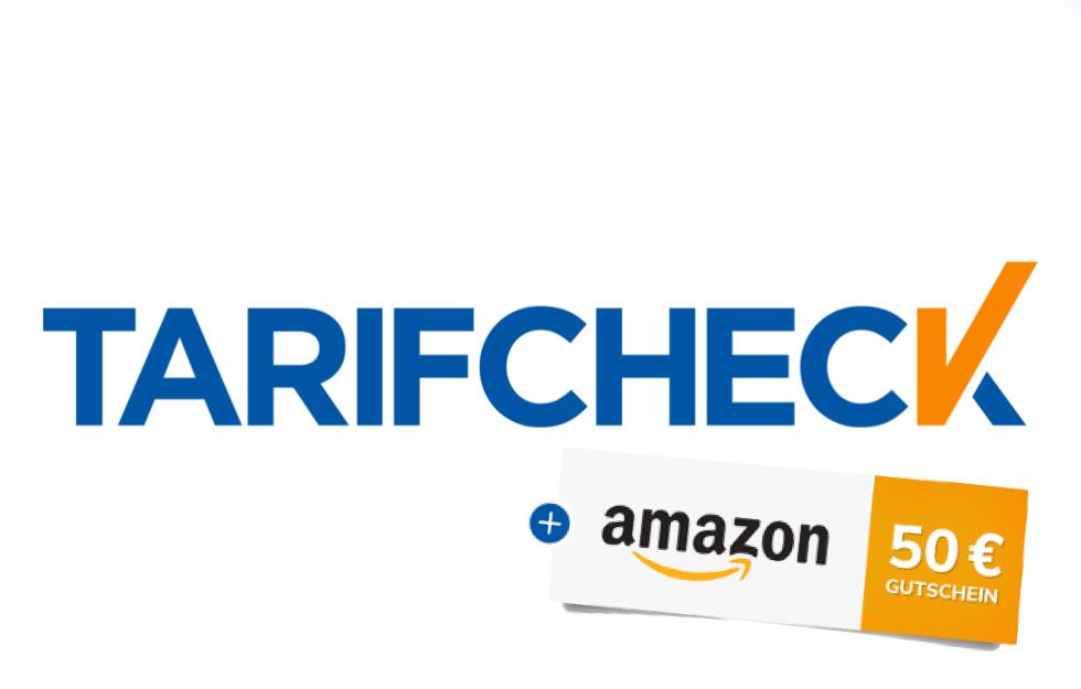 50€ Amazon-Gutschein für den Abschluss einer KFZ-Versicherung bis 30.06 auf Tarifcheck *UPDATE*