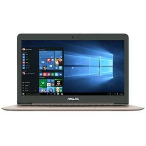 [Amazon] Asus Zenbook UX310UA-FC344T 33,7 cm (13,3 Zoll matt, Full-HD, i7-7500, 16GB RAM, 512 SSD, Intel HD Graphics, Win 10, gold)