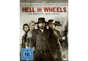 "[mediamarkt.de]""Hell on Wheels"" auf Blu-ray, Staffel 1-4 je 10€"