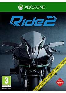 Ride 2 (Xbox One) für 22,93€ inkl. VSK (Base.com)