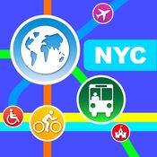 iOS 4 Travel Apps für 3USA Städte  0,00 statt 4 x 3,49€