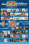 4 Blurays für 25,- € lokal@Saturn Hattingen (umgerechnet 6,25 € je BR!)