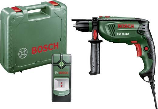 Bosch PSB 680 RE + PMD 7 1-Gang-Schlagbohrmaschine 680 W inkl. Koffer, inkl. Ortungsgerät für 69,99€ [Conrad]