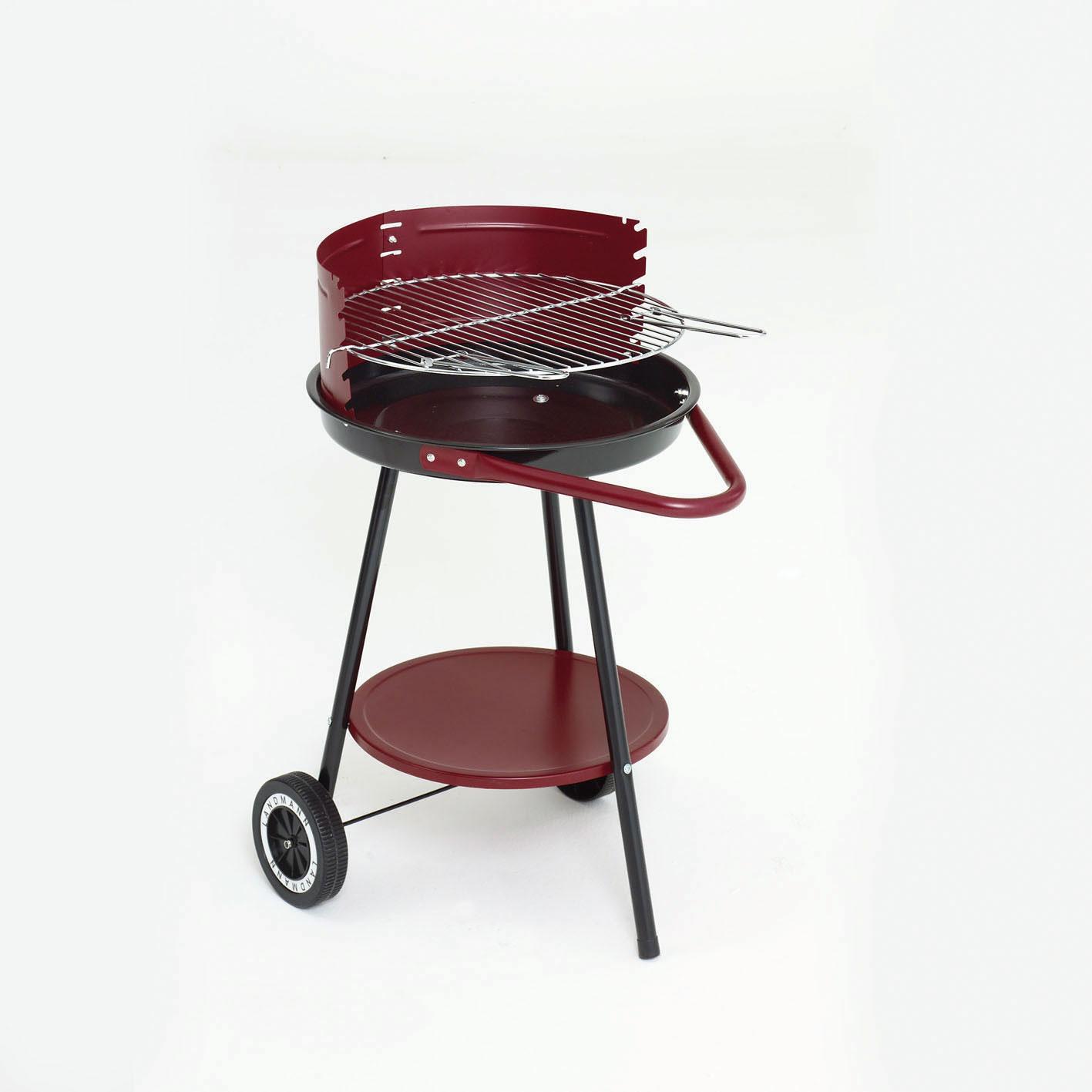 [Amazon] Grillchef by Landmann Holzkohle - Rundgrill 52 x 60 x 77,5 cm für 18,56€