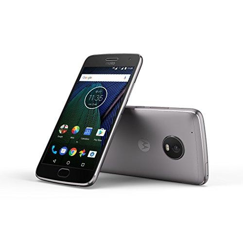 "Lenovo Moto G5 Plus - 5,2"" LTE Smartphone mit Dual-Sim, Android 7 und 3GB Ram/32GB Speicher"