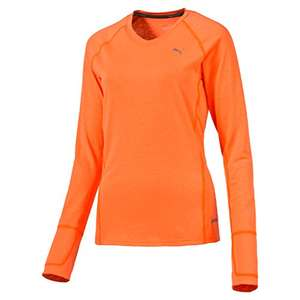 Puma Damen Pwrwarm L/S Tee W T-Shirt in XL