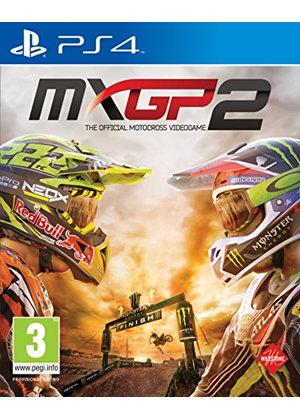 MXGP 2: Die offizielle Motocross-Simulation (PS4) für 20,43€ inkl. VSK (Base.com)