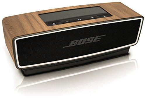 balolo Walnuss Echtholzcover für Bose SoundLink Mini II