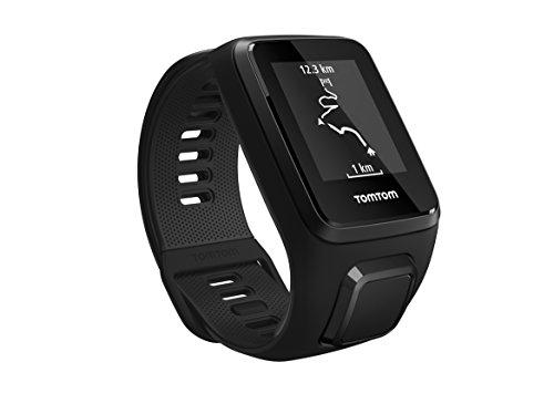[Amazon] TomTom Spark 3 Cardio + Musik GPS-Fitnessuhr (Routenfunktion, 3GB Speicherplatz für Musik, Eingebauter Herzfrequenzmesser, Multisport-Modus, 24/7 Aktivitäts-Tracking) Größe L für 119€