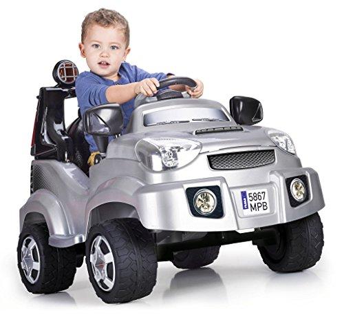 Elektrofahrzeug für Kinder von Feber, 6V, 4,5 Ah, 3,6 km/h, bis 25 kg geeignet [Amazon], über 40% reduziert