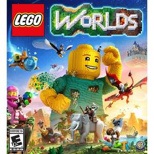 LEGO Worlds (Steam) für 9,65€ (Play-Asia)