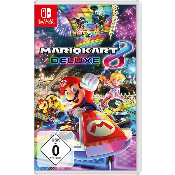 Mario Kart 8 Deluxe - Nintendo Switch - bei MyToys mit 5€ Newslettergutschein