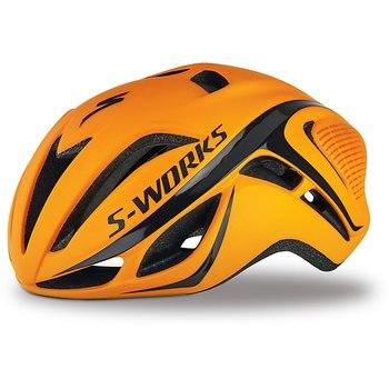 Specialized S-Works Evade LTD Helm - Gallardo Orange (Verfügbar in S und L)
